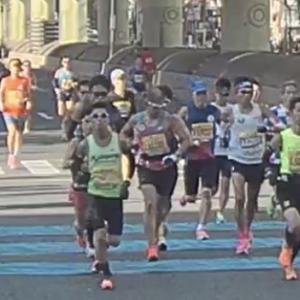【大阪マラソン2019】レポート③引き続き順調に進んだ中盤とサラザールと