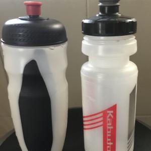 ランニング中のハンドボトル