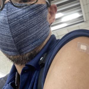 モデルナワクチン2回目接種した