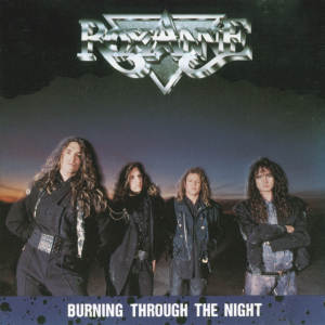 ROXANNE / BURNING THROUGH THE NIGHT (1989)
