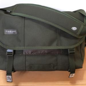 TIMBUK2クラシックメッセンジャーバッグが多機能でおすすめ