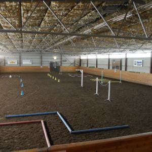 国内初・高校主催の乗馬試合