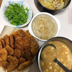 金曜日の夕食