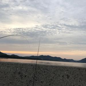 釣りキャンプ