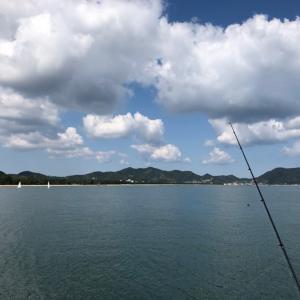 釣りキャンプ2日目