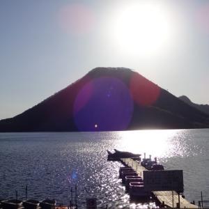 「早朝榛名山」70.72km