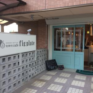 発酵食cafe fig plate(フィグプレート)で麹と高野豆腐の煮込みハンバーグ