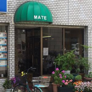喫茶MATE(メイト)でとんかつ定食
