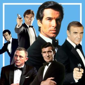 007は殺しの番号!?