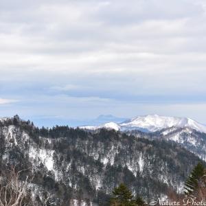 ●阿寒湖の山々