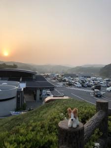 GW九州から山口県の旅(角島大橋・元乃隅稲成神社・萩)
