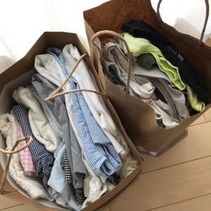 衣替えで処分する服の見極め方。