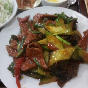 ランチ なにを食べても四川な味わい 晴々飯店 上野