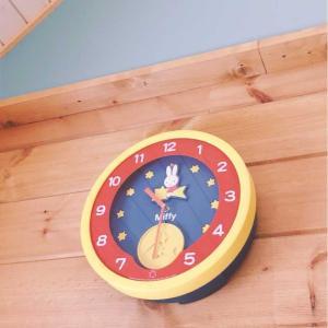 2歳からの時計のお勉強〜時間の感覚を楽しく養う