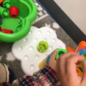 支援センターのおしゃれなおもちゃ