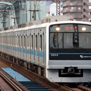 3653F 各駅停車新宿行き