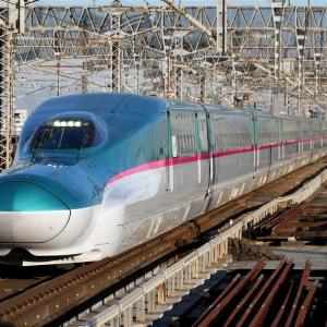 E5系 幹セシU36編成+E6系 秋アキZ3編成 やまびこ202号 東京行き