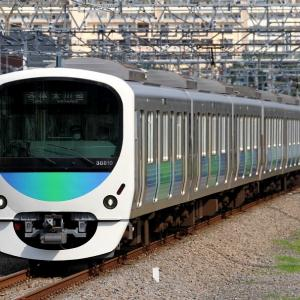 38110F 各駅停車本川越行き
