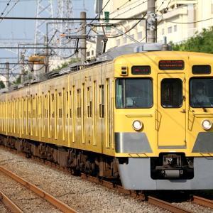 2027F+2505F 急行西武新宿行き