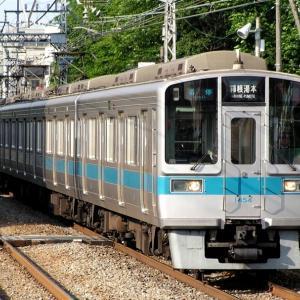 1254F 各駅停車箱根湯本行き