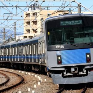 20155F 各駅停車西武新宿行き