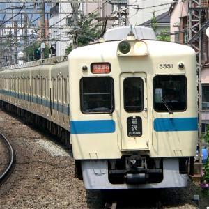 5251F+50**F 快速急行藤沢行き