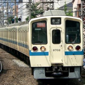 9402F+10**F 快速急行藤沢行き