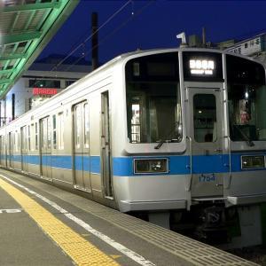 1754F 団体列車