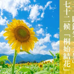 「大暑(たいしょ)」!!「二十四節気」!!