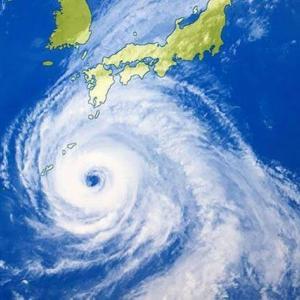 「台風襲来の日」!!「襲来回数の多い日」!!
