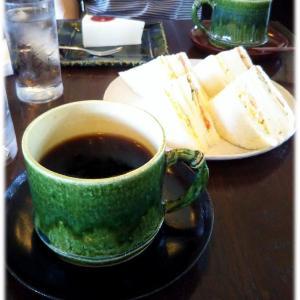 朝ドラの喫茶店に登場する竹モチーフのカップ