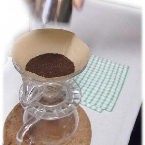 自分のために急遽、コーヒー教室!