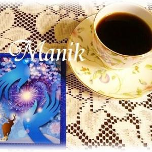 【青い手】変化の中の経験が誰かの癒しと自分の成長に繋がる【マニーク】