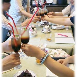 【マヤカフェ】ライオンズゲート全開日にたくさんのミラクルが起こったミラクルお茶会でした!