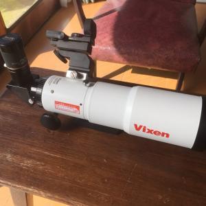 Vixen A62SS鏡筒