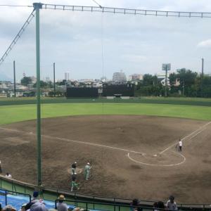 高校野球秋大会