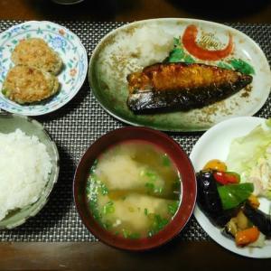 在庫一掃の夕食!!