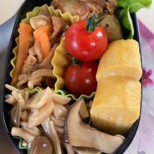 お弁当にきのこのマリネ☆スパイスアンバサダー2020