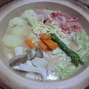 クワトロチーズ鍋