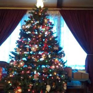 2017年のクリスマス