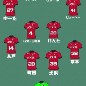 2021Jリーグ 第13節 vs FC東京 in カシマサッカースタジアム