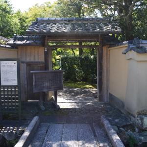 まち歩き北1081 西村家庭園 上賀茂神社 社家の庭園