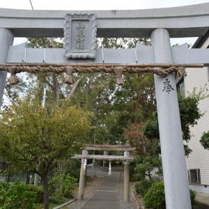 神社長0188 神足(こうたり)神社 長岡京市
