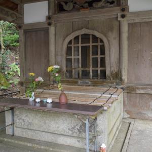 祠左053 大雲寺 閼伽井 (観音水)