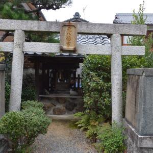 神社左0199 岩倉 元八幡宮