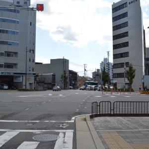 まち歩き下1222 京の通り 御幸町通 No 43 五条通