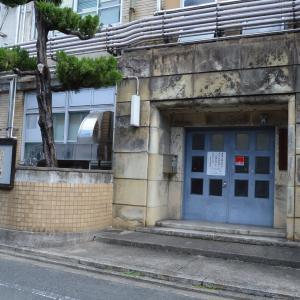 まち歩き下1234 京の通り 麩屋町通 NO13 学校歴史博物館 西入り口
