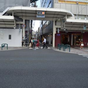まち歩き下1244 京の通り 麩屋町通 NO22  四条通