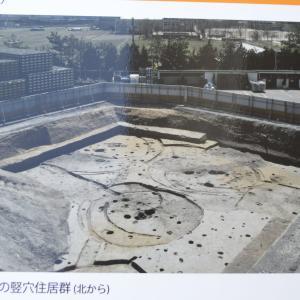 まち歩き長岡京1306  西国街道 硲(はざま)遺跡 大昔の集落跡 2000年前