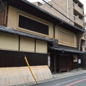 まち歩き中1369 京の通り・富小路通 NO36  民家